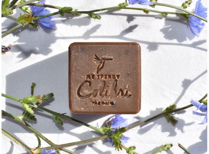 Shampoing solide bio sans parfum - Gaiia