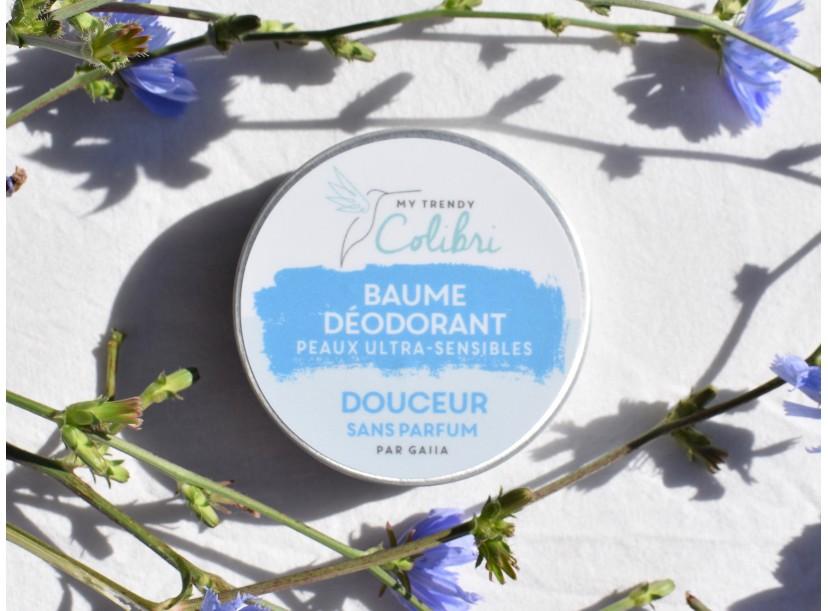 Baume déodorant bio sans parfum - Gaiia