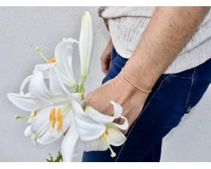 Bracelet femme Amour rose...